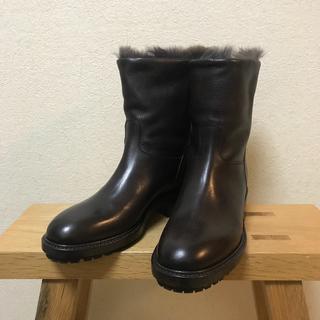 新品!Sartore ショートブーツ 35 ブラウン(ブーツ)