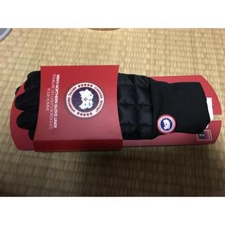 カナダグース(CANADA GOOSE)のカナダグース手袋(手袋)