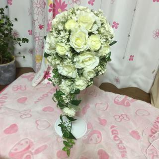 結婚式 ブライダル ウエディング ブーケ ブートニア(ブーケ)