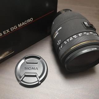 シグマ(SIGMA)のシグマ 70mm f2.8 マクロ(レンズ(単焦点))