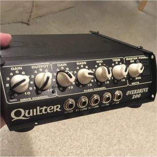 quilter ギターアンプヘッド over drive 200(その他)