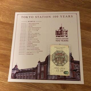 ジェイアール(JR)の東京駅100周年 記念Suica(鉄道)