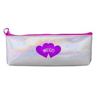 ウィゴー(WEGO)の#15 雑誌付録 WEGO オーロララメペンケース(ファッション)