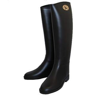 ダフナ(Dafna)のDafna レインブーツ 約24.5(レインブーツ/長靴)