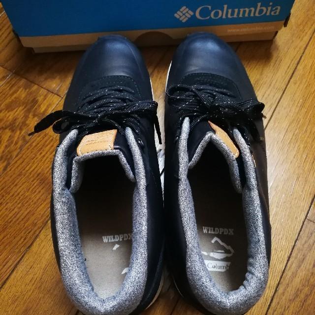 Columbia(コロンビア)のColumbia ワイルドPDXアイスウォータープルーフ スポーツ/アウトドアのアウトドア(登山用品)の商品写真