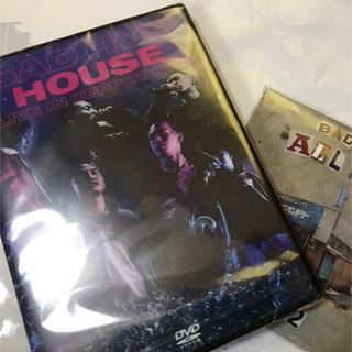 badhop 新品未開封 DVD CD セット