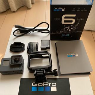 ゴープロ(GoPro)のGoPro Hero6(その他)
