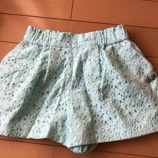バービー(Barbie)のBarbie スカート風ズボン 130(スカート)