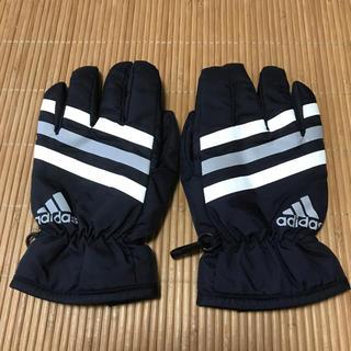 アディダス(adidas)の[9〜10歳]アディダス ナイロン手袋(手袋)