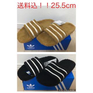 アディダス(adidas)の25.5 2足セット adidas ADILETTE アディダス アディレッタ(サンダル)