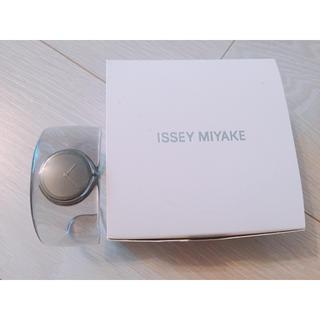イッセイミヤケ(ISSEY MIYAKE)の【mamo様用】ISSEY MIYAME WATCH 腕時計 SILAW002(腕時計)