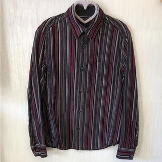 エイエスエム(A.S.M ATELIER SAB MEN)の長袖シャツ ストライプシャツ メンズ(シャツ)