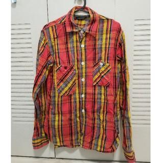 エフオーファクトリー(F.O.Factory)の【美品】FOB FACTORY チェックシャツ ネルシャツ FOBファクトリー(シャツ)