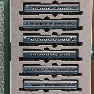 カトー(KATO`)のKATO 10-1353 20系 ナハネ20 6両 増結セット(鉄道模型)
