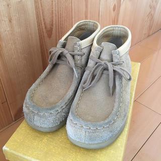 リーガル(REGAL)の美品!REGAL KIDS デザートブーツ 20cm(ブーツ)