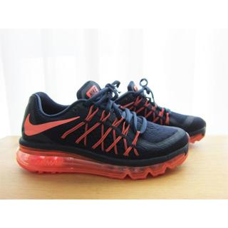 reputable site 2a493 c6eb9 ナイキ(NIKE)のNIKE AIR MAX 23㎝ エア マックス Navy/Orange(