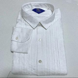 デミルクスビームス(Demi-Luxe BEAMS)のリングヂャケットシャツ(シャツ)