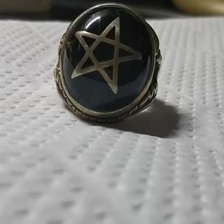 アレックスストリーター タイプ 黒14号(リング(指輪))