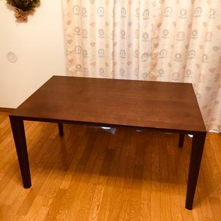 カリモクカグ(カリモク家具)のよしあや様 カリモク ダイニングテーブル(DT8411)(ダイニングテーブル)