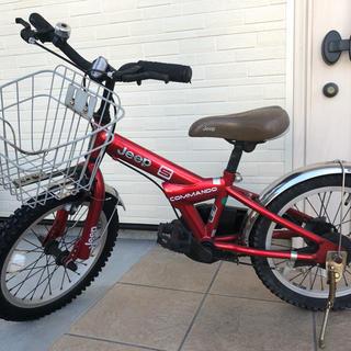 ジープ(Jeep)の子供用自転車(自転車)