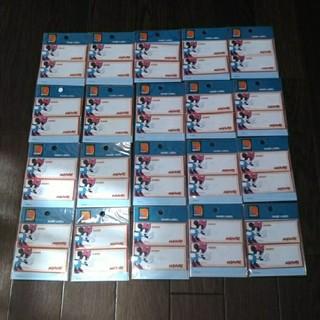 ディズニー(Disney)の定価5千円 アイロン接着 ネームラベル ワッペン 名前シール ディズニー 20袋(ネームタグ)