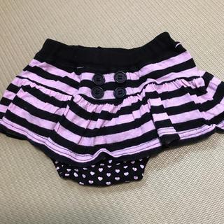 シマムラ(しまむら)のパンツ付きスカート(スカート)