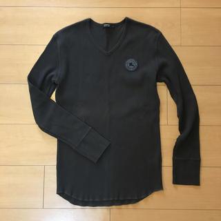 バーバリーブラックレーベル(BURBERRY BLACK LABEL)のトップス メンズ (Tシャツ/カットソー(七分/長袖))