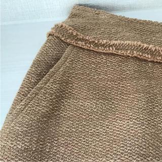 アンレクレ(en recre)のアンレクレ スカート 未使用(ひざ丈スカート)