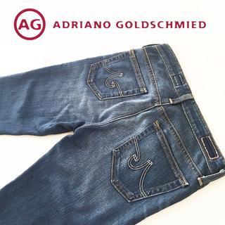 アドリアーノゴールドシュミット(ADRIANO GOLDSCHMIED)のAGアドリアーノゴールドシュミットPremiereストレートスキニー約70cm(デニム/ジーンズ)
