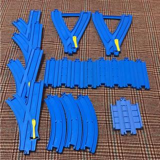 タカラトミー(Takara Tomy)のプラレール レール部品セット  ①(鉄道模型)