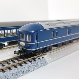 カトー(KATO`)の【Nゲージ】 KATO 20系客車 7両セット(鉄道模型)