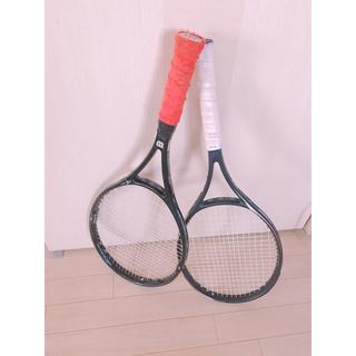 ウィルソン(wilson)のテニスラケット 2本セット(ラケット)