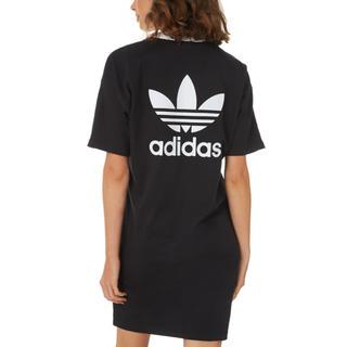 アディダス(adidas)のADIDAS ORIGINALS Trefoil Dress (ミニワンピース)