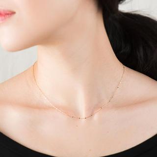 オーロラグラン(AURORA GRAN)のAURORA GRAN  K10 Necklace(ネックレス)