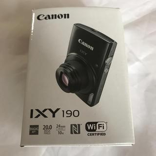 キヤノン(Canon)のCanon IXY 190 デジタルカメラ(コンパクトデジタルカメラ)