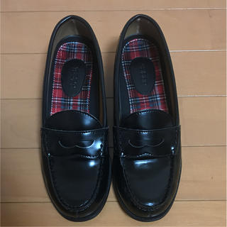 アスビー(ASBee)のローファー(ローファー/革靴)