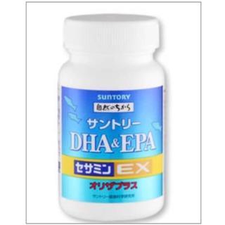 DHA&EPA+セサミンEX サントリー(その他)