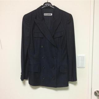 ジルサンダー(Jil Sander)の美品 ジルサンダージャケット  サイズ36(テーラードジャケット)