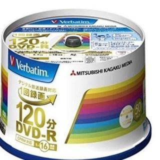 三菱ケミカルメディア Verbatim VHR12JP50V4 品種:録画用 D(DVDレコーダー)