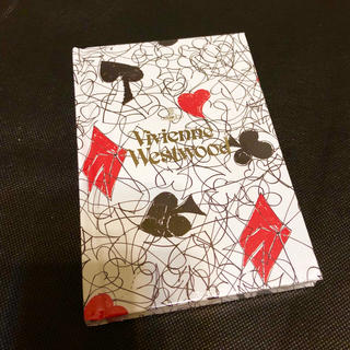 ヴィヴィアンウエストウッド(Vivienne Westwood)の【非売品】値下げ中 Vivienne Westwood ノベルティ ノート(ノベルティグッズ)