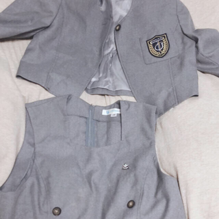 制服。jk。女子校(衣装一式)
