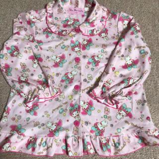 シマムラ(しまむら)のマイメロ 長袖パジャマ  120センチ(パジャマ)