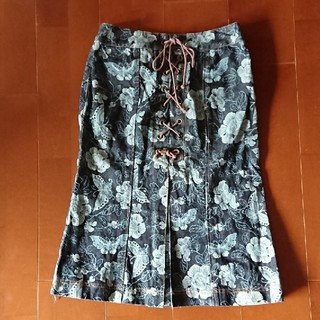 オゾンロックス(OZONE ROCKS)のオゾン マーメイドスカート(ひざ丈スカート)