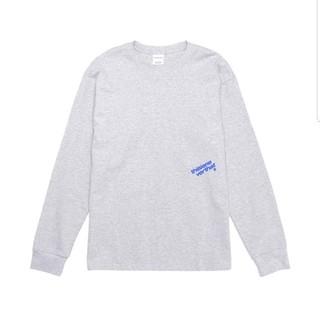 スタイルナンダ(STYLENANDA)のthisisneverthat small logo long T 2018fw(Tシャツ/カットソー(七分/長袖))