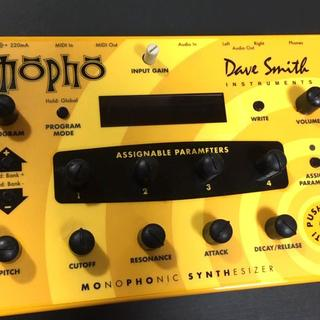 Dave Smith Instruments Mophoモーフォ!アナログシンセ(音源モジュール)