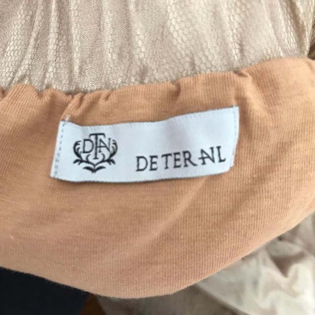 DE TER NL(デターナル)のロングスカート レース デターナル DE TER NL レディースのスカート(ロングスカート)の商品写真