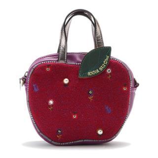 アナスイミニ(ANNA SUI mini)の専用 今期 アナスイ りんご2wayバッグ(ポシェット)