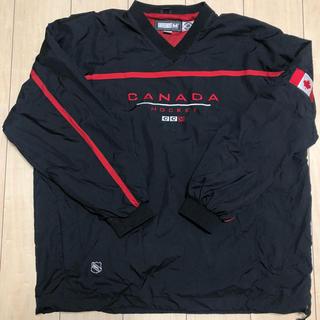 シーシーエム(CCM)のCCM  カナダホッケー ブラック黒色(ウインタースポーツ)