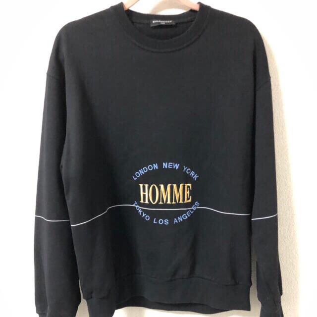 magasin en ligne 7907a 63a6b BALENCIAGA HOMME スウェット