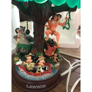 ディズニー(Disney)のDisney  ジャングルブック ディズニーオンアイス電気スタンド ミッキー(蛍光灯/電球)